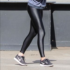 020d912cd60aaf Greater Than Sports Pants - NEW GREATER THAN SPORTS Liquid Leggings in Black